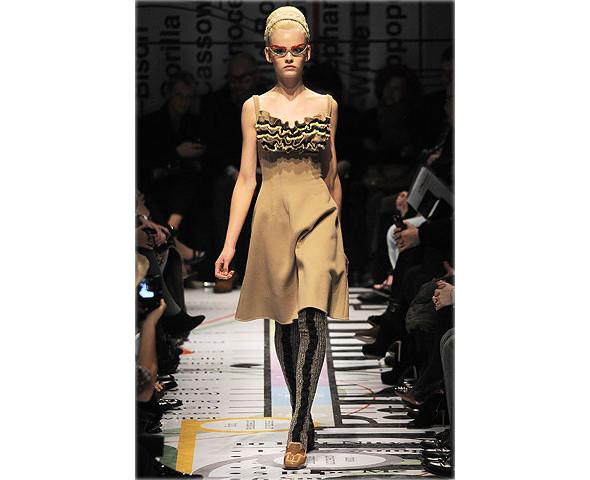 Показ Prada на Неделе моды в Милане. Изображение № 12.