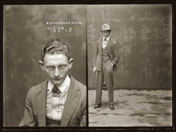 Фотографии американских гангстеров начала 20 века. Изображение № 37.
