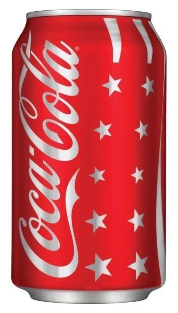 Новый дизайн банок Coca-Cola. Изображение № 2.