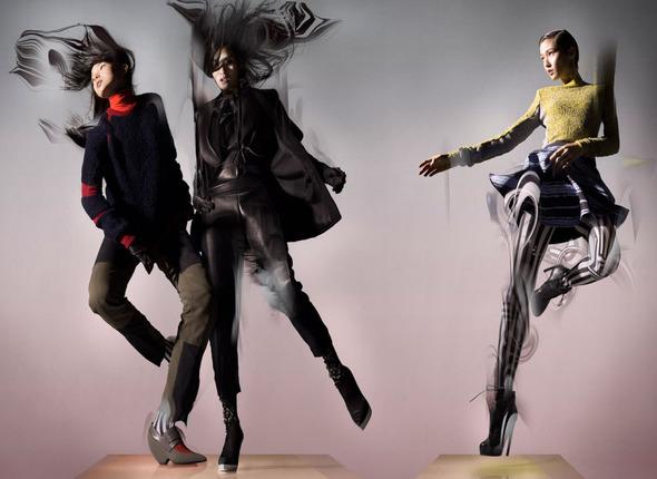 Новые кампании: Balmain, Mango, Proenza Schouler, Zara и Rag & Bone. Изображение № 7.
