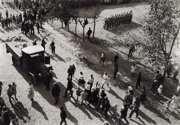 Смотр пожарных, 1926 г.. Изображение № 6.