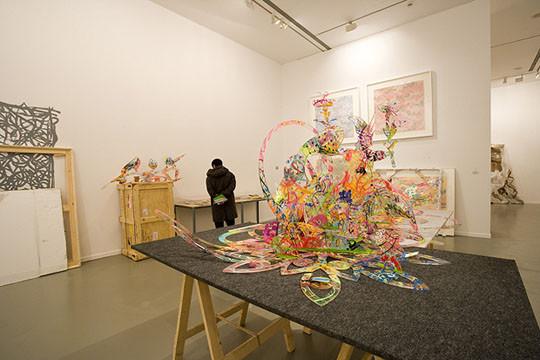 """Выставка """"Studio Franchise"""" художника Ryan McGinness. Изображение № 6."""