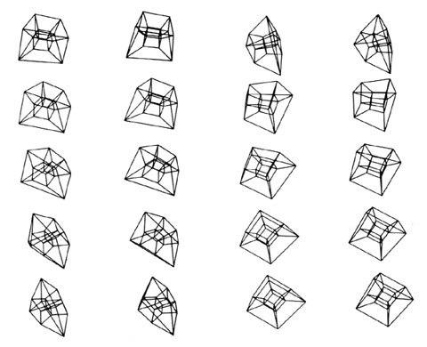 Цифровое искусство вэпоху зарождения компьютеров. Изображение № 9.