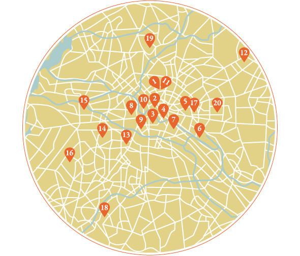 Гид по Берлину в кинокадрах: Музеи, гей-клубы, вокзалы и кладбища. Изображение № 1.