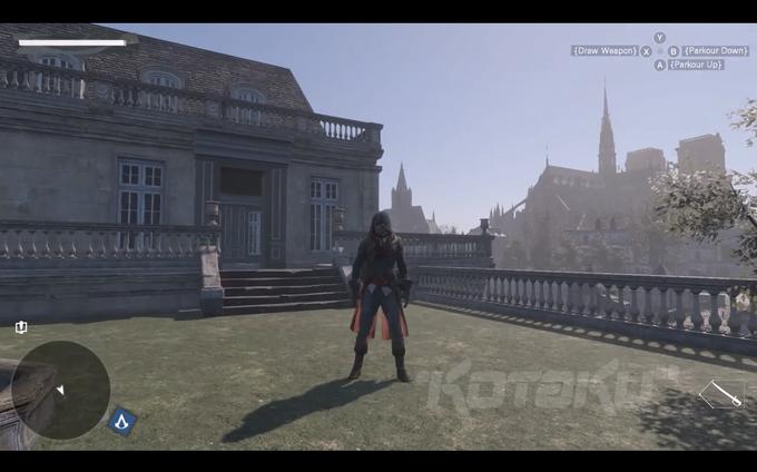 Скриншот игры Assassin's Creed: Unity. Изображение № 6.