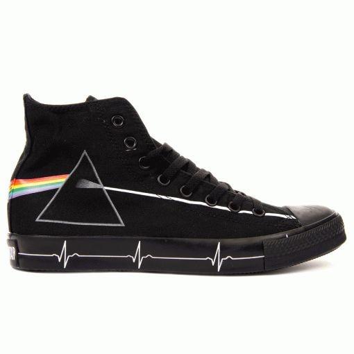 Кеды Converse All Stars вчесть Pink Floyd. Изображение № 1.