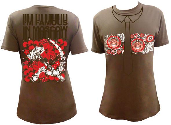 MFCDESIGN – футболки. Изображение № 15.