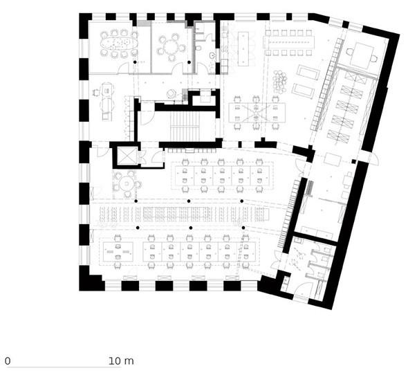 Новый офис для Ippolito Fleitz Group. Изображение № 15.
