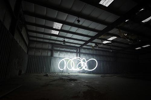 Да будет свет: 7 мастеров по световым граффити. Изображение № 16.