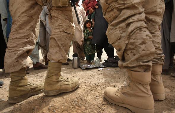 Афганистан. Военная фотография. Изображение № 64.