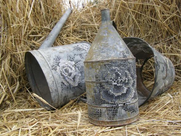 Вышивка по металлу. Изображение № 3.