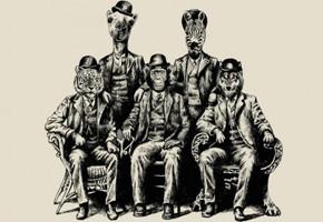 В мире животных: Герои «Мадагаскара» в мемах, рекламе и видеороликах. Изображение № 39.