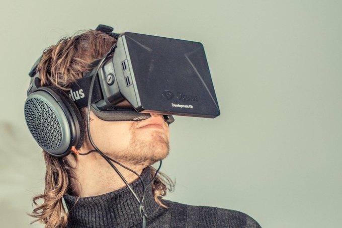Стали известны подробности о покупке Oculus Rift Марком Цукербергом . Изображение № 1.