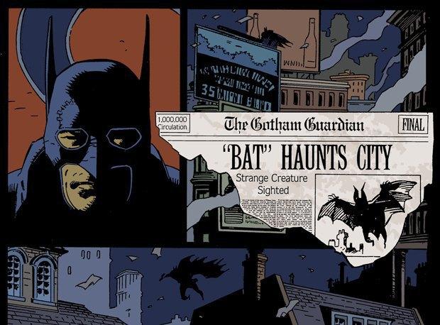15 лучших комиксов  о Бэтмене. Изображение № 18.