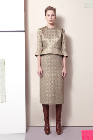 Stella McCartney Pre-Fall 2012. Изображение № 21.