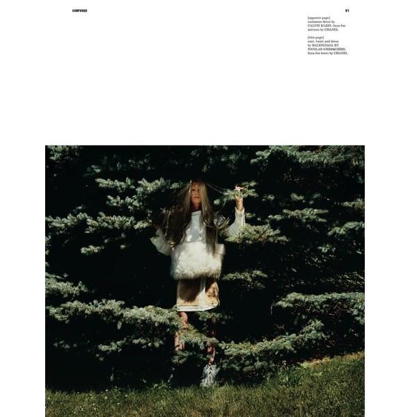 5 новых съемок: Dazed & Confused, Harper's Bazaar и W. Изображение № 6.