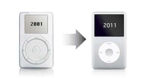 Изображение 8. Apple iPod - 10 лет.. Изображение № 8.