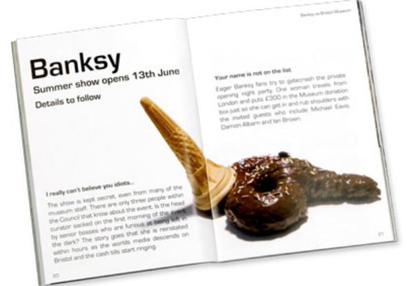 Дизайн-дайджест: Книга мифов о Бэнкси, выставка Ай Вэйвэя и арт-ярмарка FIAC в Париже. Изображение № 33.