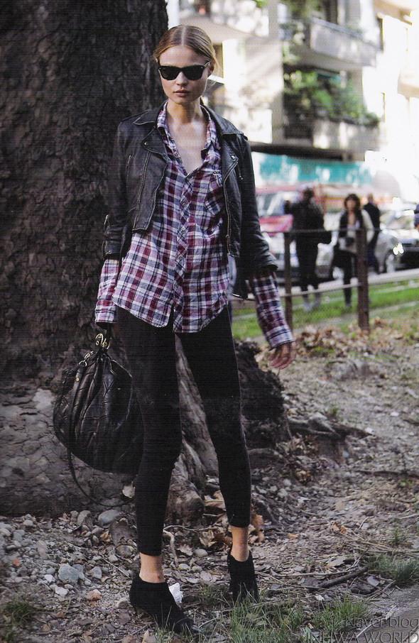 Models street style. Изображение № 26.