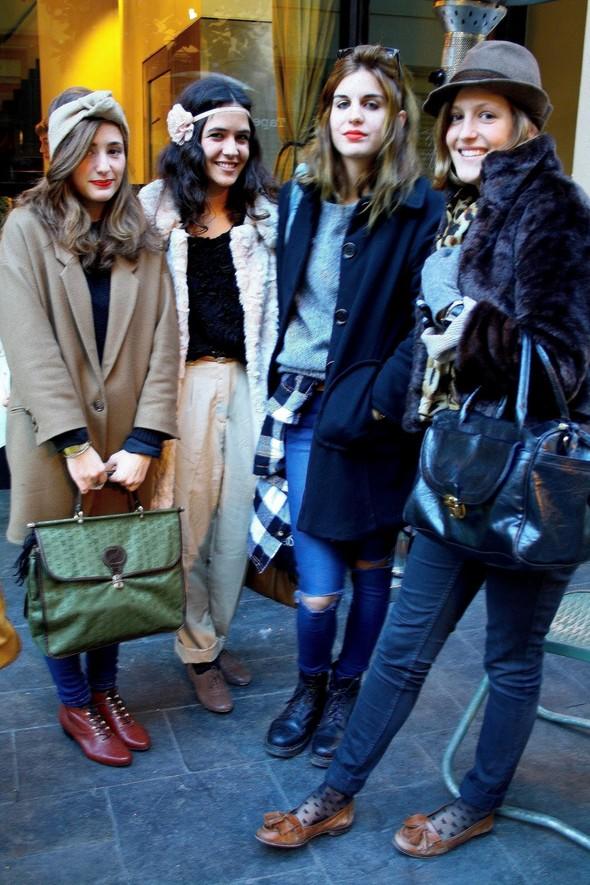Как одеваются испанcкие женщины?. Изображение № 11.