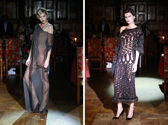 Изображение 4. Vardoui Nazarian FW 2011: прозрачные юбки и пушистые майки.. Изображение № 4.