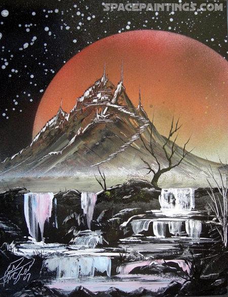 Spray paint art. Изображение № 5.