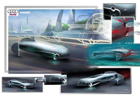 Автомобиль через 100 лет. Изображение № 1.