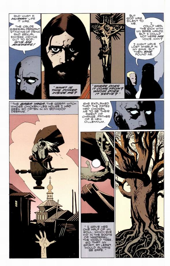 Hellboy. Изображение № 18.