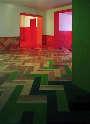 А-ля натюрель: материалы в интерьере и архитектуре. Изображение № 87.