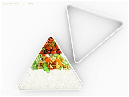 Пирамида пищи. Изображение № 1.