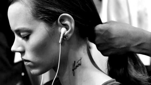 Freja's tattoоs. Изображение № 2.