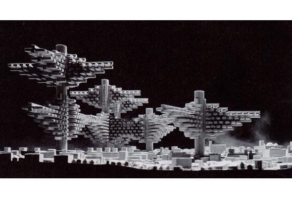 Арт-альбомы недели: 10 книг об утопической архитектуре. Изображение № 205.