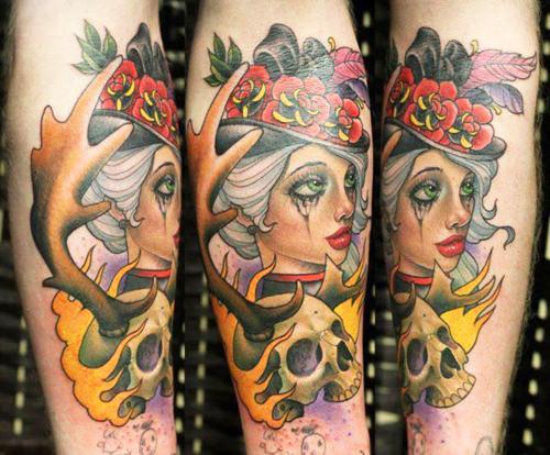 Лучшие Tumblr блоги о татуировках. Изображение № 16.