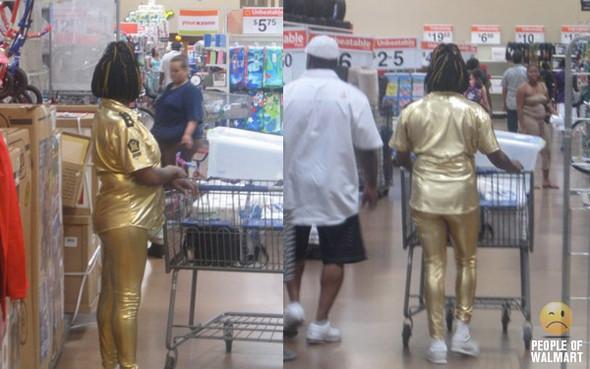 Покупатели Walmart илисмех дослез!. Изображение № 70.