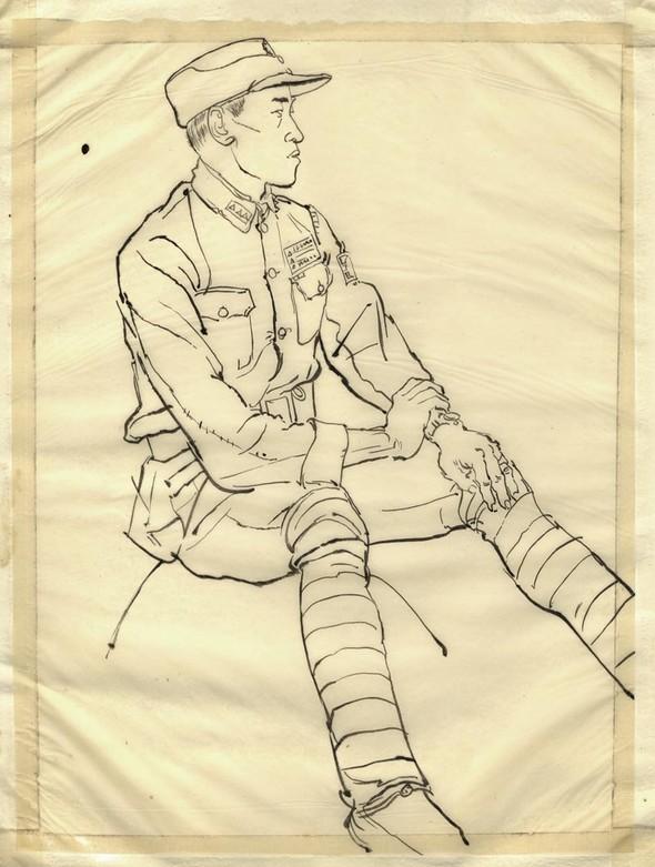 Американские иллюстраторы 40–60гг. ЧАСТЬ 1. Изображение № 35.