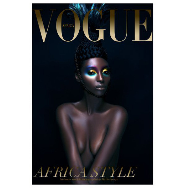 Conde Nast запретил издавать Vogue в Африке. Изображение № 1.