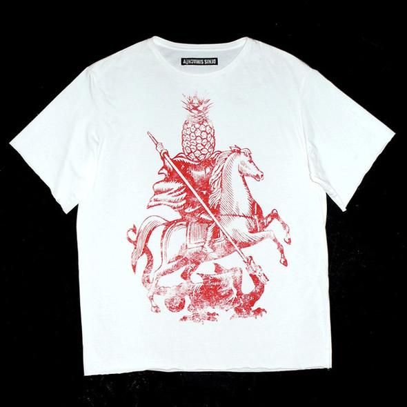 Мужские футболки DENIS SIMACHEV fw'09. Изображение № 12.