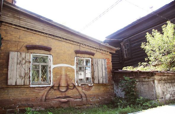 Живой стрит-арт Никиты Nomerz. Изображение № 4.