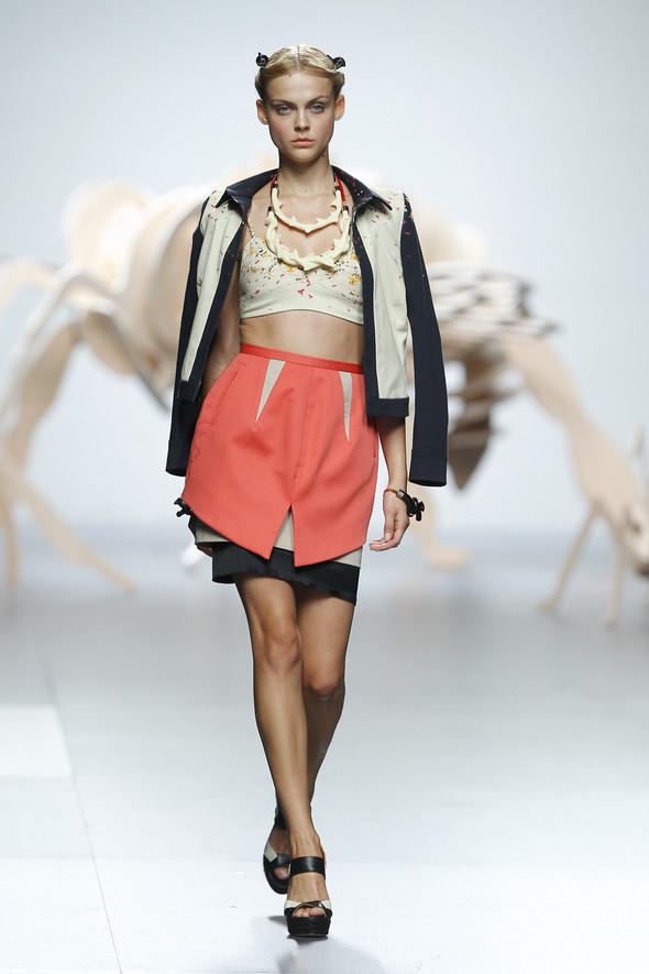 Madrid Fashion Week SS 2012: Ana Locking. Изображение № 1.