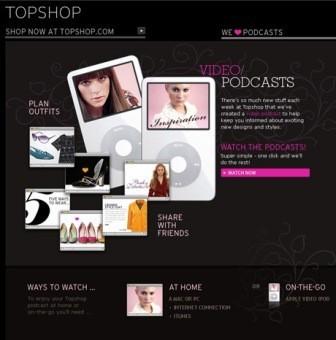 Подкасты и приложения для Top Shop. Изображение № 13.