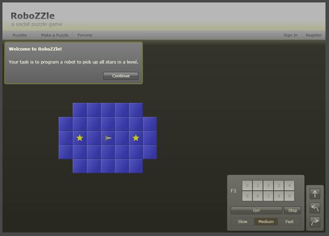 Я учусь программировать: 5 игровых подходов к коду. Изображение № 5.