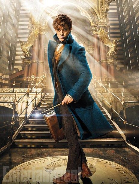 Появились кадры сЭдди Редмэйном вспин-оффе «Гарри Поттера». Изображение № 8.
