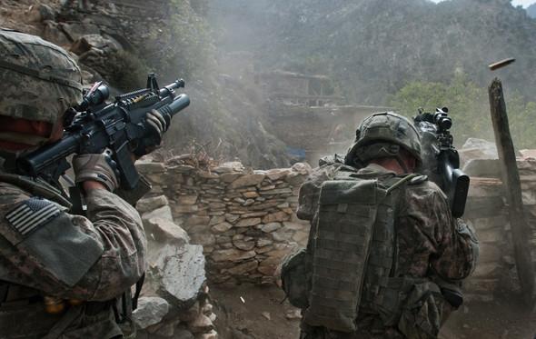 Афганистан. Военная фотография. Изображение № 183.