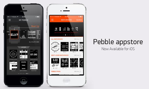 Открыт эппстор «умных» часов Pebble. Изображение № 2.
