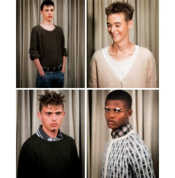 5 новых мужских съемок: Dansk, Dazed & Confused, Vogue и другие. Изображение № 2.