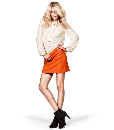 Кампания: H&M SS 2012. Изображение № 8.
