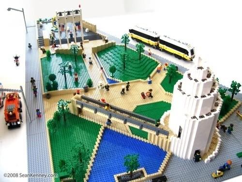 Изображение 43. Lego art: Люди, продолжающие играть.. Изображение № 43.