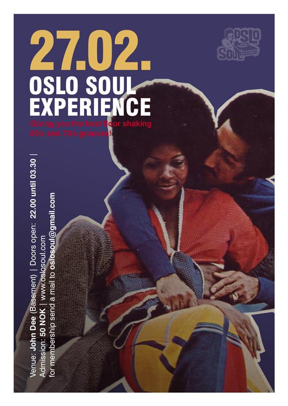 DJ BJOERN ESPEN (OSLO SOUL EXPERIENCE). Изображение № 7.