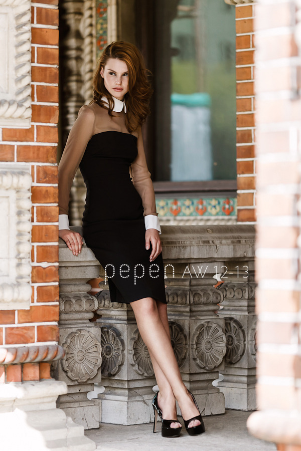 PEPEN, collection AW 12 - 13. Изображение № 2.