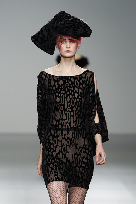 Madrid Fashion Week A/W 2012: Elisa Palomino. Изображение № 22.